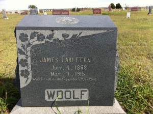 James Carleton Woolf